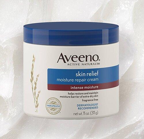kem-duong-am-cho-da-kho-da-nhay-cam-aveeno-skin-relief-intense-moisture-repair-cream