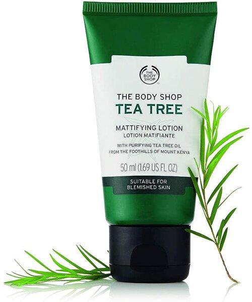 kem-duong-am-cho-da-mun-the-body-shop-tea-tree-mattifying-lotion