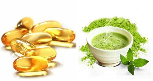 bot-tra-xanh-dap-mat-va-vitamin-e1