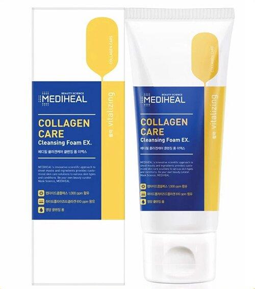 sua-rua-mat-mediheal-collagen-care-cleansing-foam-ex1