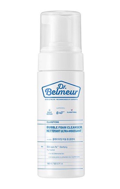 sua-rua-mat-the-face-shop-dr-belmeur-clarifying-bubble-foam-cleanser
