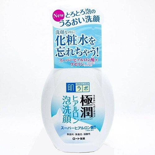 review-sua-rua-mat-hada-labo-gokujyun-face-wash-mau-trang