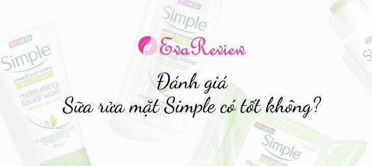 review-sua-rua-mat-simple