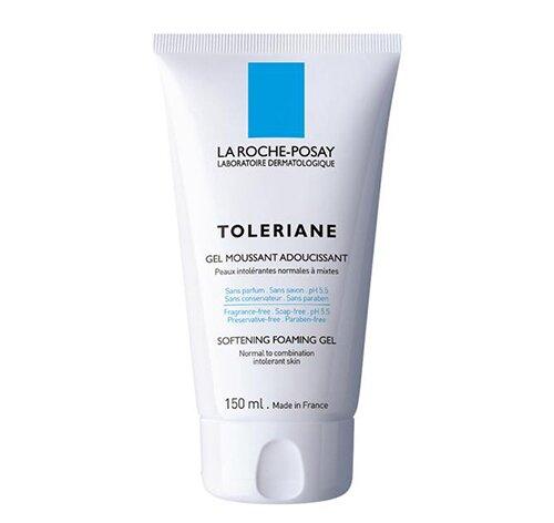 sua-rua-mat-la-roche-posay-toleriane-softening-foaming-gel