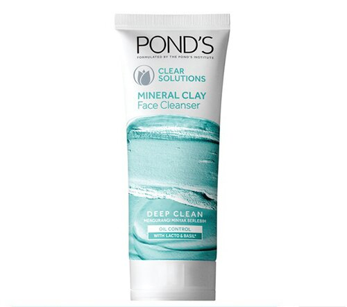sua-rua-mat-ponds-clear-solution-mineral-clay-face-cleanser