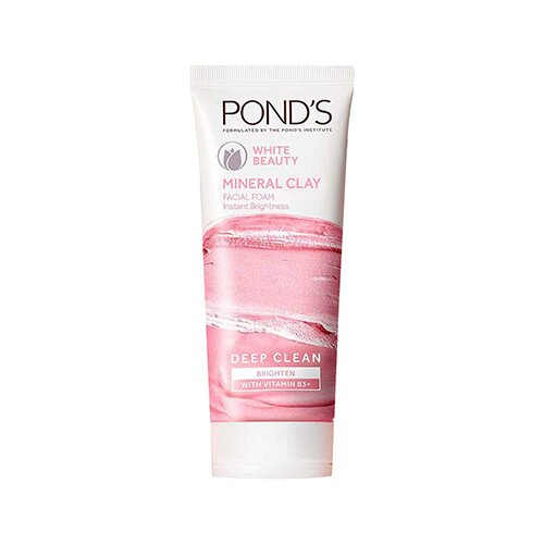 sua-rua-mat-ponds-white-beauty-mineral-clay-face-cleanser