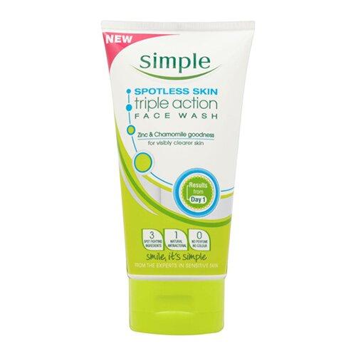 sua-rua-mat-simple-spotless-skin-triple-action-face-wash